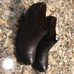 New Natural Soul Booties